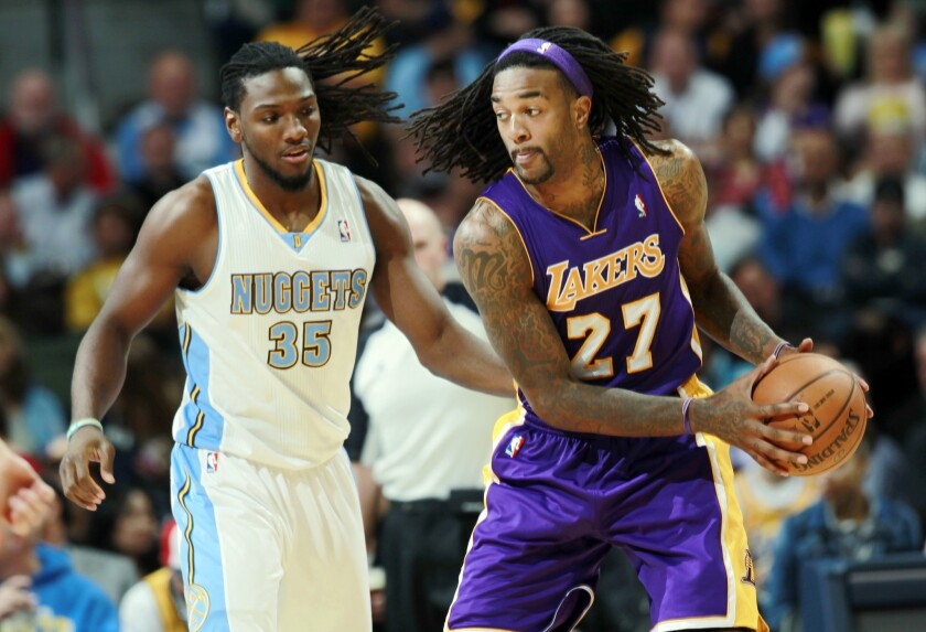 Kenneth Faried, Jordan Hill