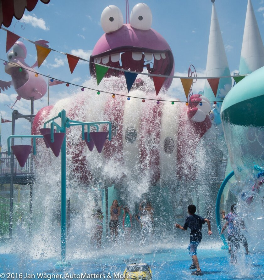 """Minions-themed """"Super Silly Fun Land"""""""
