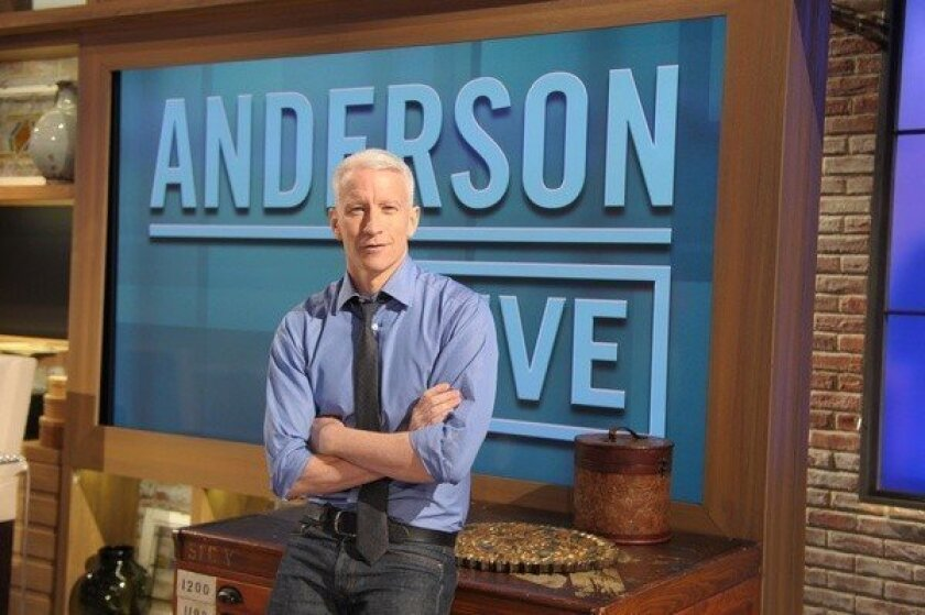 Anderson Cooper's daytime talker won't get a third season