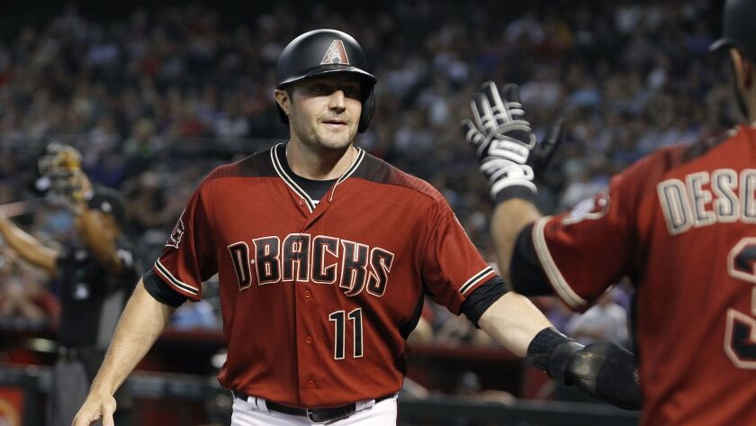 A.J. Pollock did not play close to a full season the last three years for the Arizona Diamondbacks, but the Dodgers are hoping for everyday contributions from the center fielder.