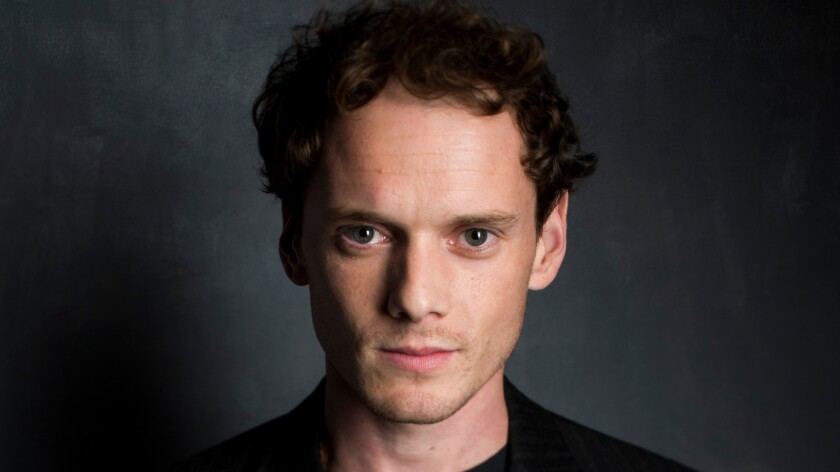 Actor Anton Yelchin, photographed at the Toronto International Film Festival in 2015.