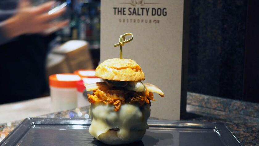 Salty Dog gastropub by Ernesto Uchimura