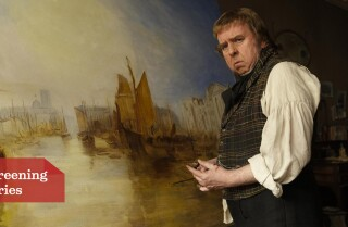 'Mr. Turner': Art lessons