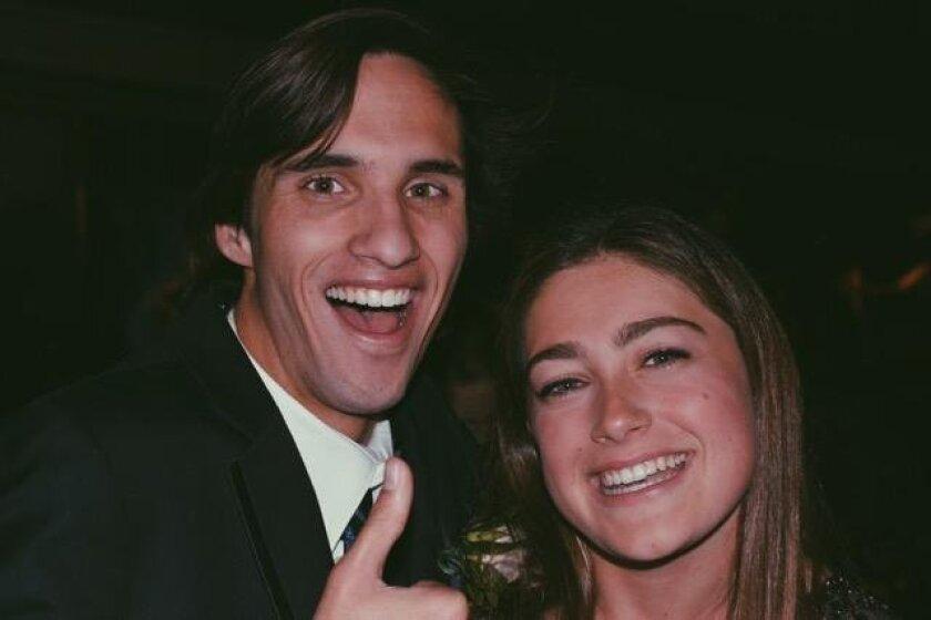Brody Ferretta & Madison Wickham