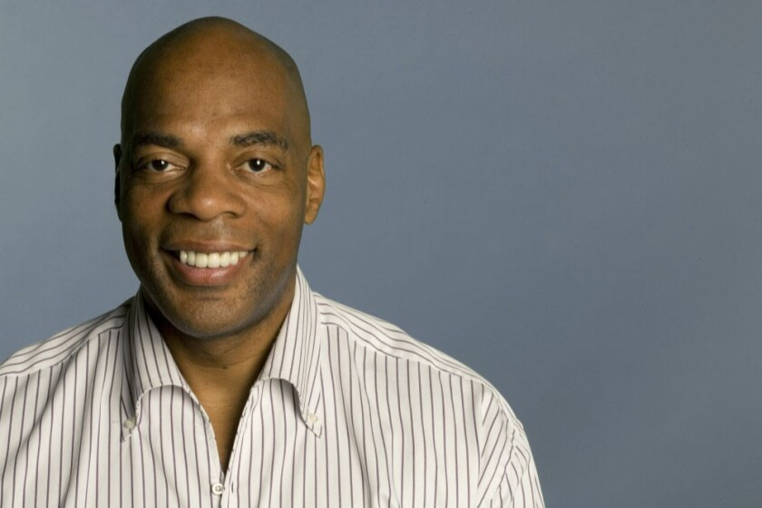 A photo of Alonzo Bodden