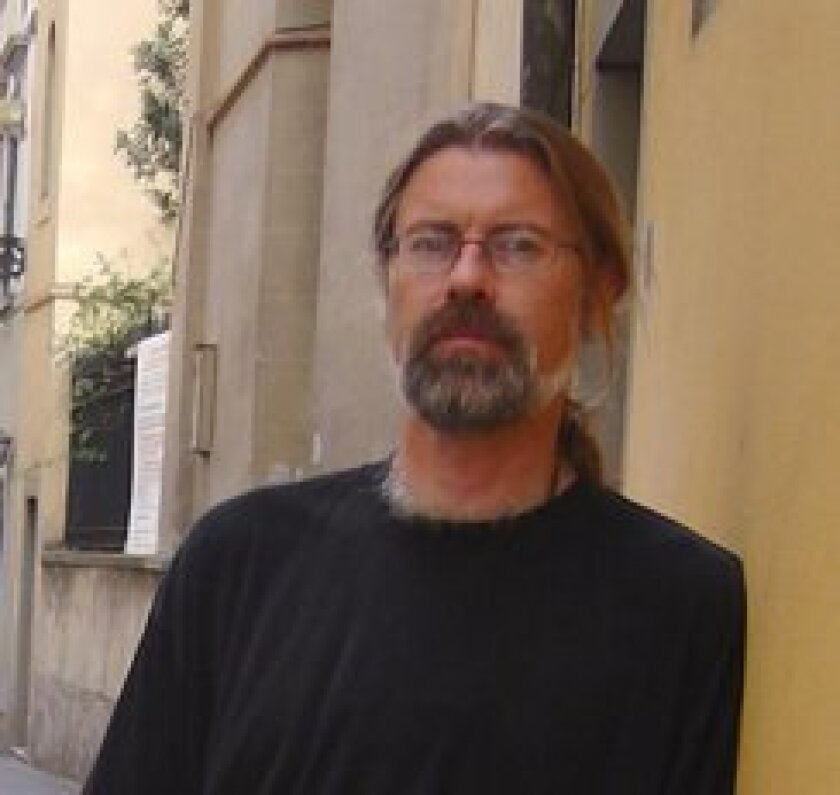 Sheldon Brown, professor of media arts, UCSD
