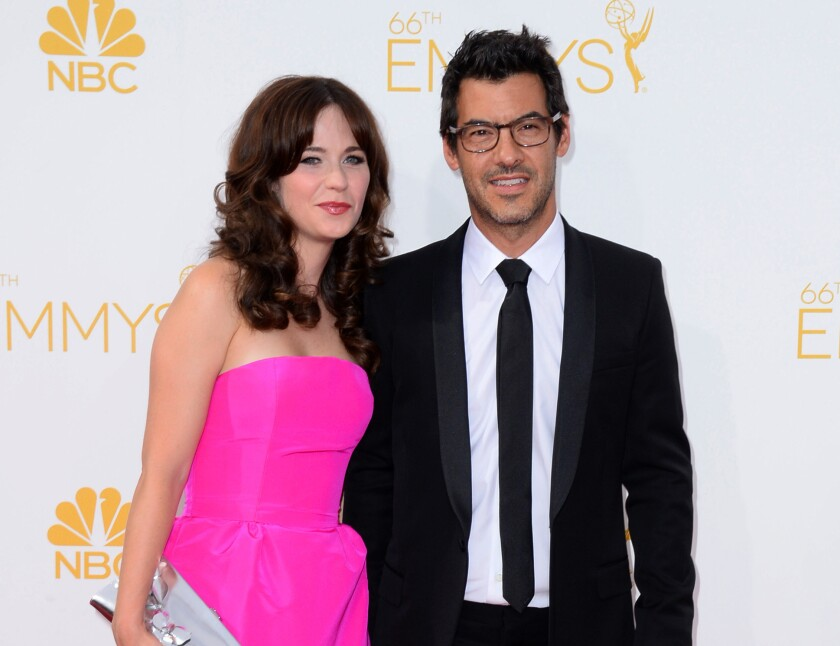 Zooey Deschanel, Jacob Pechenik engaged