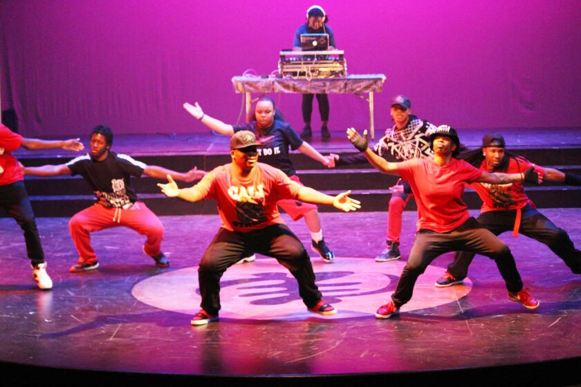 """San Diego REP's three-day """"Kuumba Fest"""" features dancing, speakers and more."""