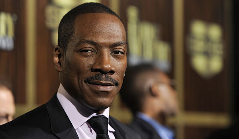 Eddie Murphy tops a Forbes magazine list of Hollywood's underperforming stars.
