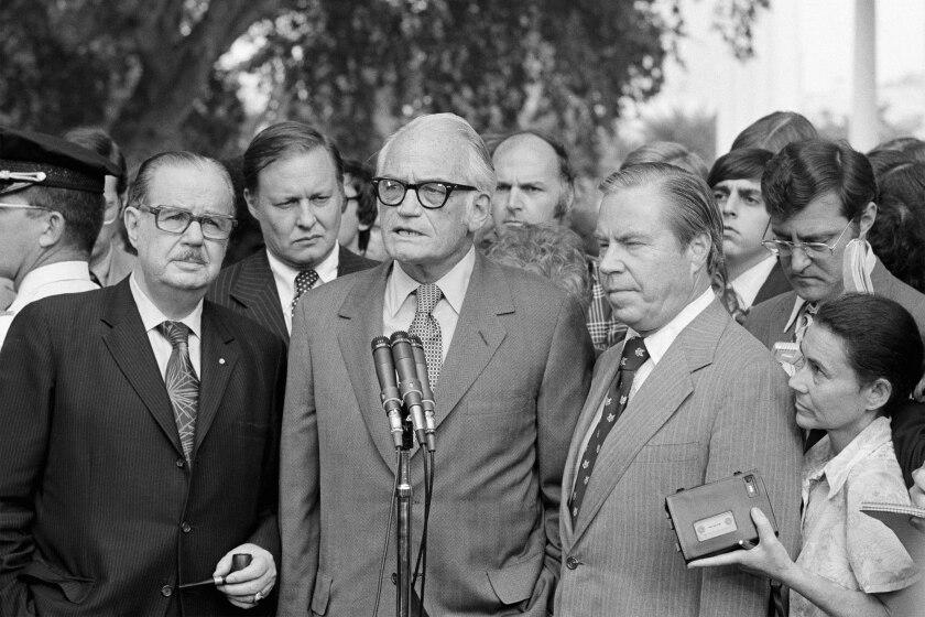 Impeachment Nixon and Trump