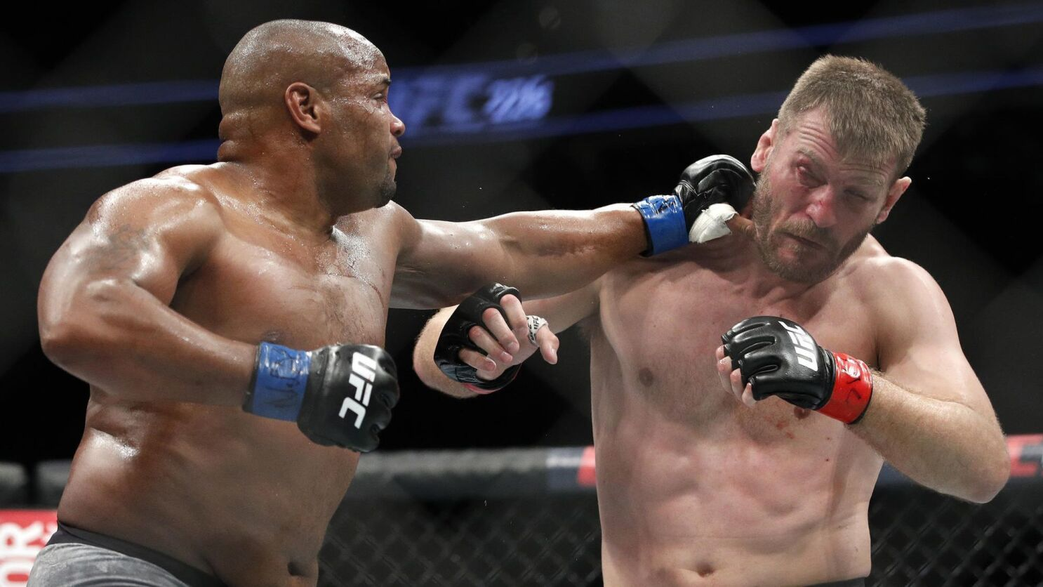 Daniel Cormier vs. Stipe Miocic highlights UFC 241 from Anaheim