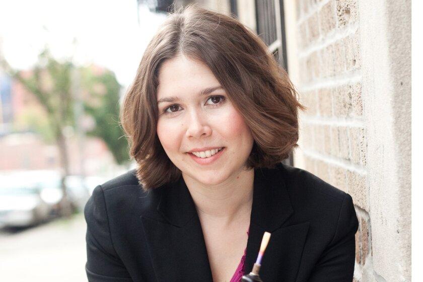 San Diego Symphony principal oboist Sarah Skuster