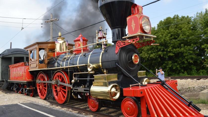 Funeral train