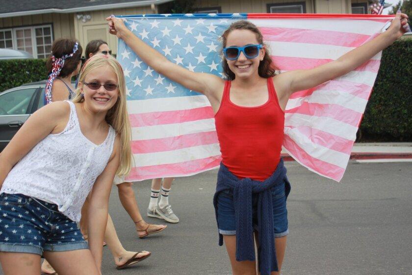 Mia Feighan with sister Kiera