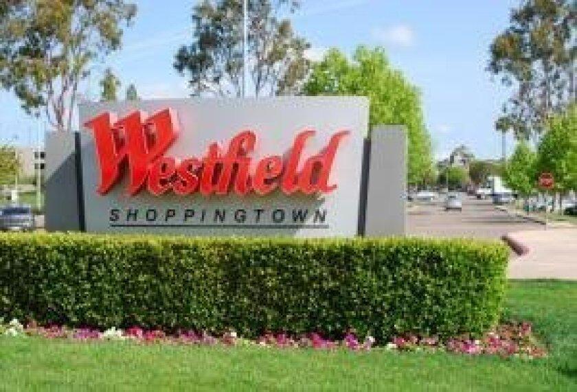 UTC Westfield Mall.