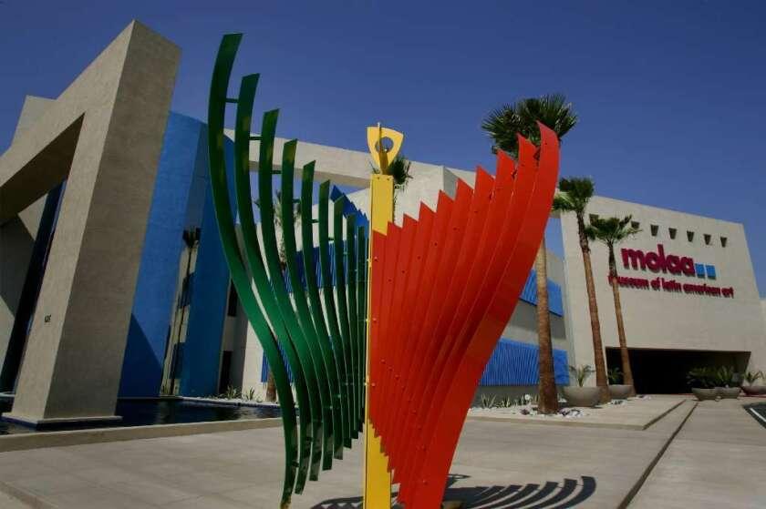 The Museum of Latin American Art in Long Beach.