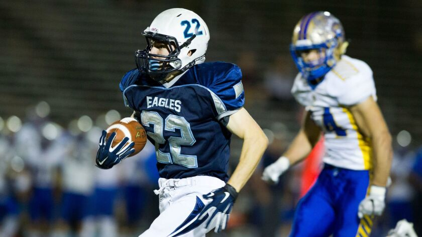 Seth Allister returns at running back for Granite Hills, which takes on San Pasqual in Friday's season opener.