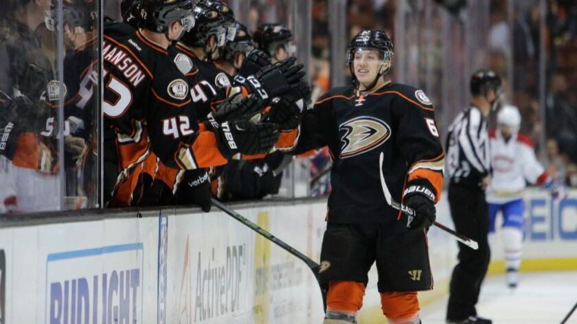 Injured Duck Rickard Rakell is skating and hopes to play against Carolina on Wednesday