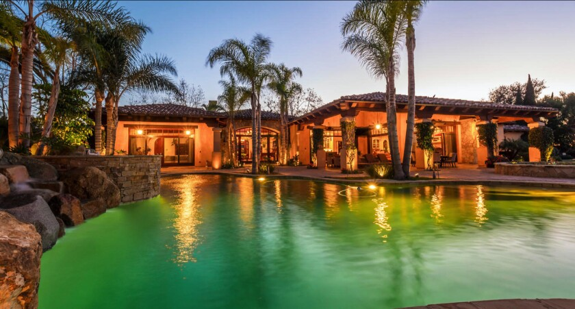 Brian Giles' San Diego home | Hot Property