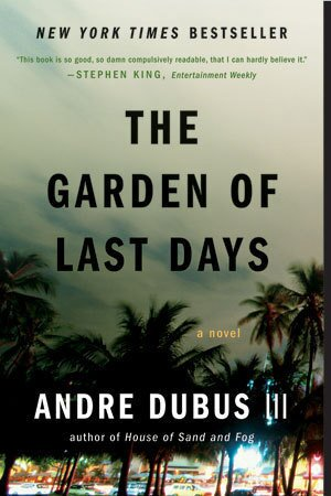 """On Monday it was reported that James Franco plans to direct and star in an adaptation of """"The Garden of Last Days,"""" the 2008 novel by Andre Dubus III."""