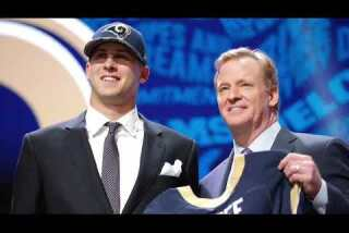 Watch: Breaking down Jared Goff's quarterback and Hollywood potential