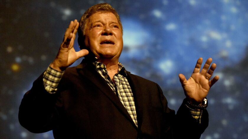 Actor William Shatner, 86, will make his weightless debut Aug. 4.