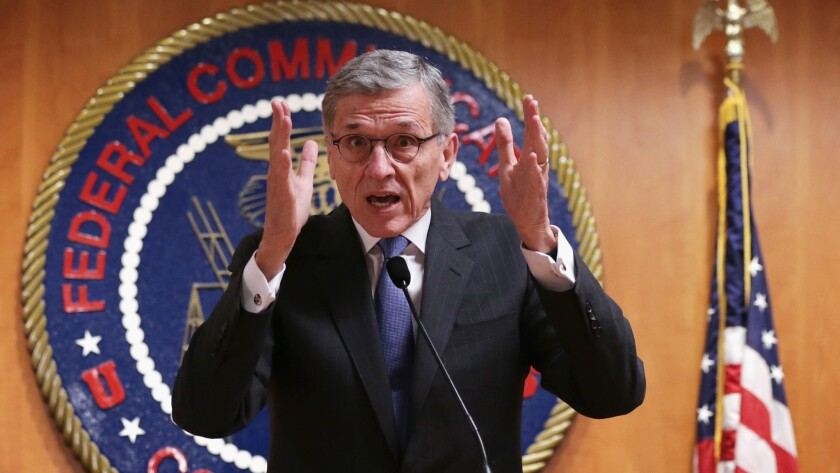 FCC Chairman Tom Wheeler wanted to clear the way for municipal broadband systems, but a federal appeals court sent him packing.