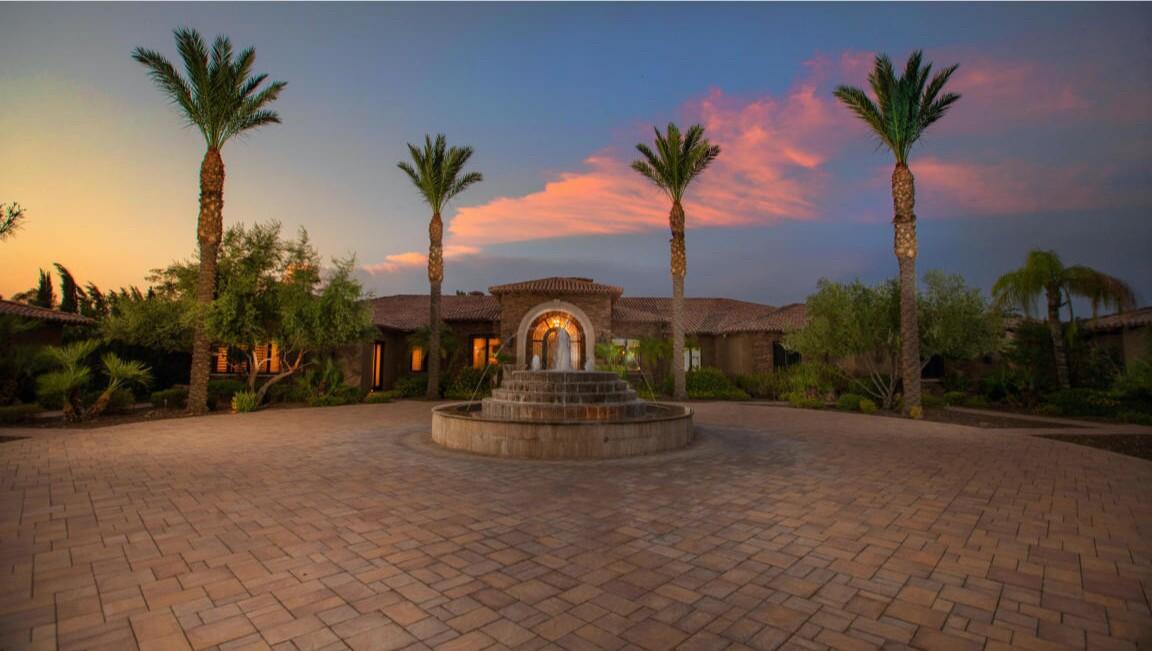 Larry Fitzgerald's Arizona mansion   Hot Property