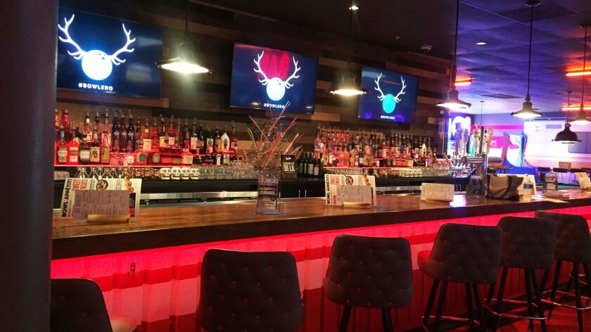 Bowlero offers a hip, upscale twist on bowling - The San