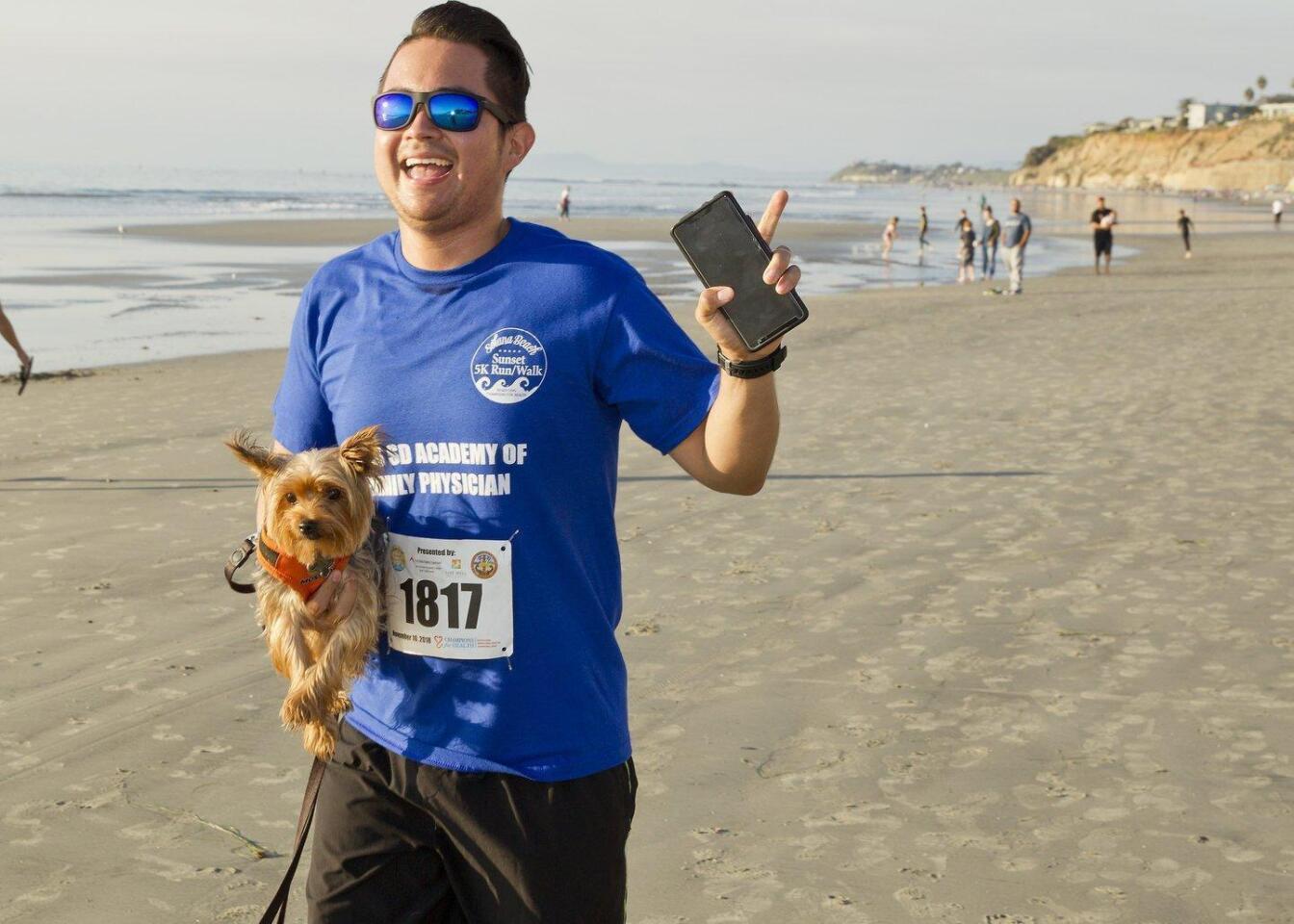 Solana Beach Sunset 5K Fun Run/Walk and Wellness Expo