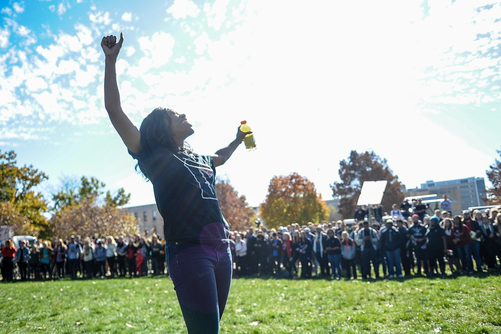 University of Missouri names black administrator with civil