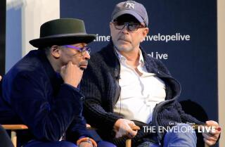 Spike Lee and his longtime editor reveal how their partnership began