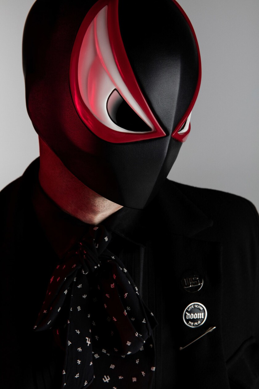 The Bloody Beetroots (Mauro Maglione).