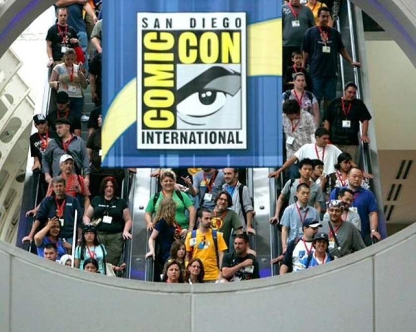 The huge numbers associated with Comic-Con underscore the importance San Diego leaders have placed on retaining the convention after the city's contract expires in 2012.