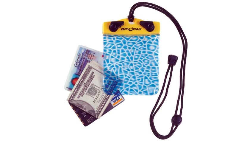 Waterproof wallet