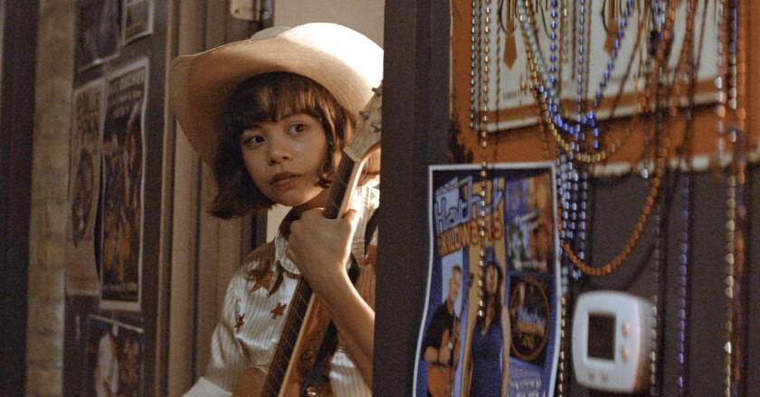 "Eva Noblezada in the movie ""Yellow Rose."""