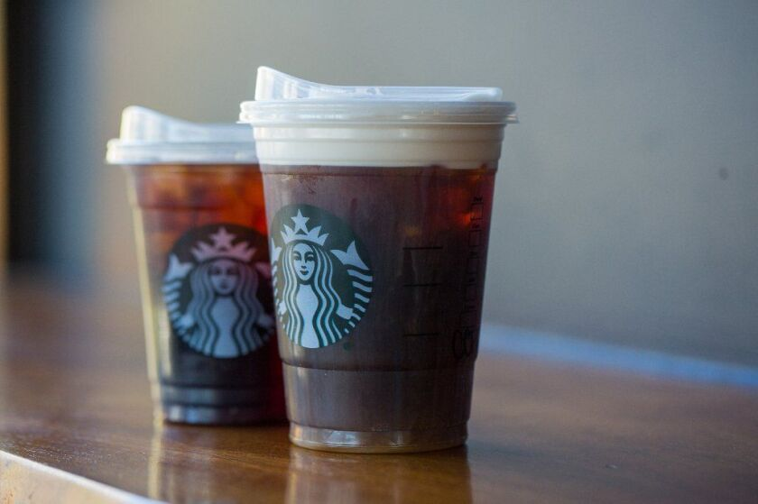 Starbucks announced a new lid design on Monday that makes straws obsolete.