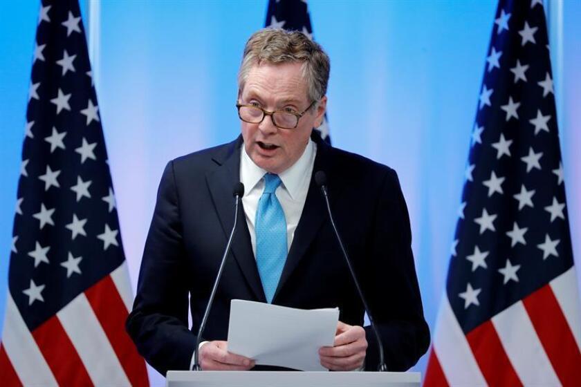 Nueva ronda de negociaciones comerciales con China arranca en Washington