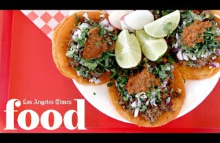 Eating is a colorful pastime at Teddy's Red Tacos