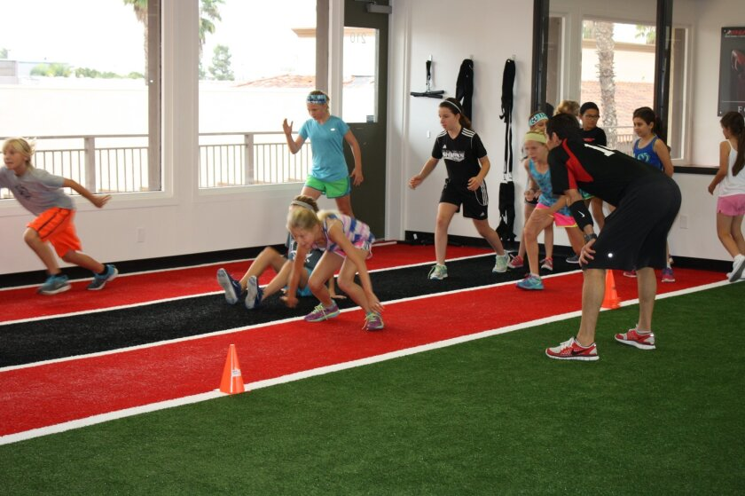 Small class sizes help instructors personalize instruction and give tips and tools on how to improve skills like acceleration, properly changing directions and overall conditioning.