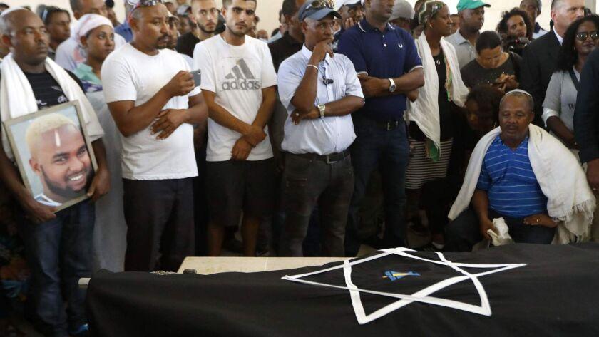 ISRAEL-POLICE-RACISM