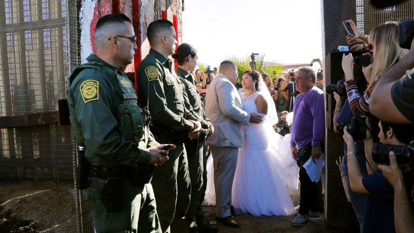 Wedding at the Door of Hope