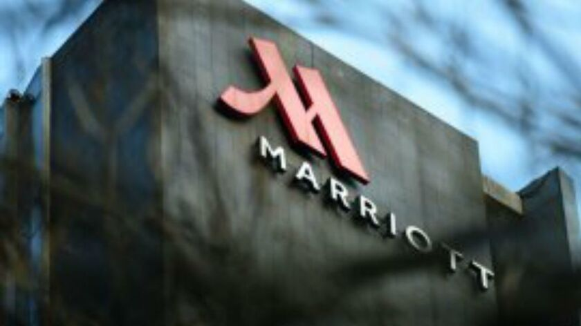 Marriott International last month revealed that its Starwood hotels reservation system had been hacked, affecting 500 million people.