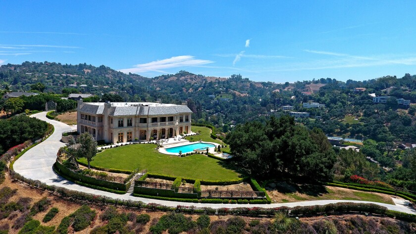 Even at 22,163 square feet, this mansion is not close to being the biggest home in the 90210 Zip Code.