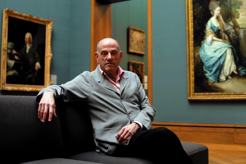 Artful retirement ahead for Getty senior curator Scott Schaefer