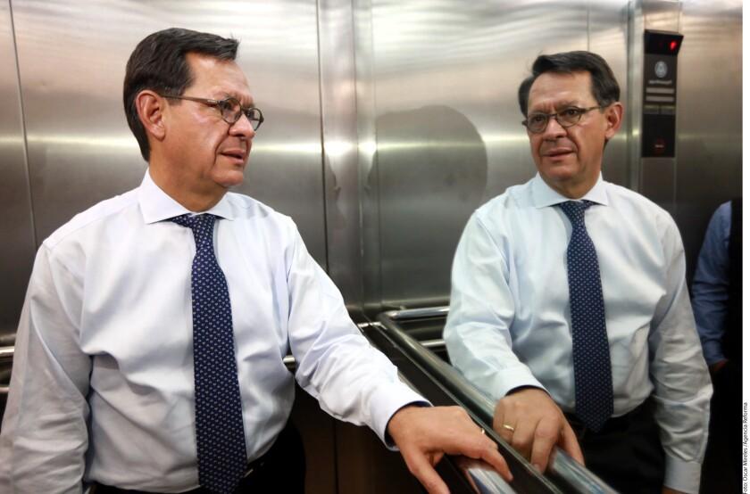 A más de un año y medio de encabezar la Subsecretaría de Derechos Humanos de la Secretaría de Gobernación, Roberto Campa afirma que el tema de los desaparecidos es vital en la agenda pública.