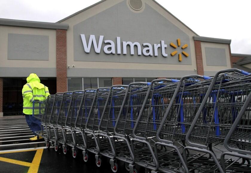 Wal-Mart announces store closings