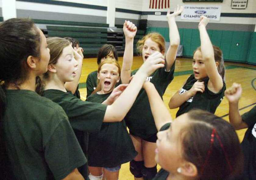 Learning fundamentals is focus of youth camp