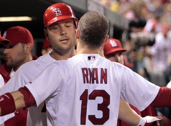 Padres Cardinals 09/17/2010