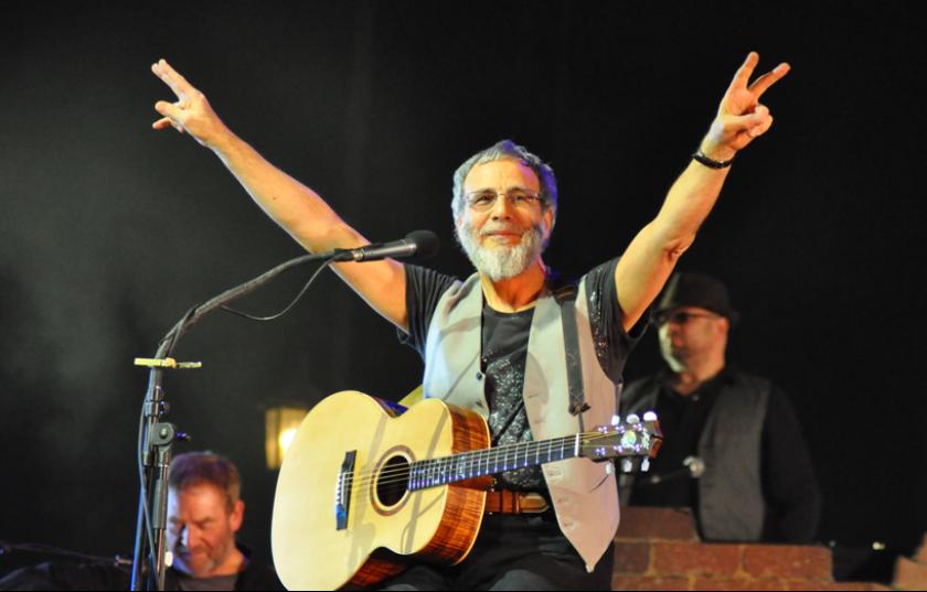 Yusuf on alter-ego Cat Stevens' Rock Hall of Fame induction